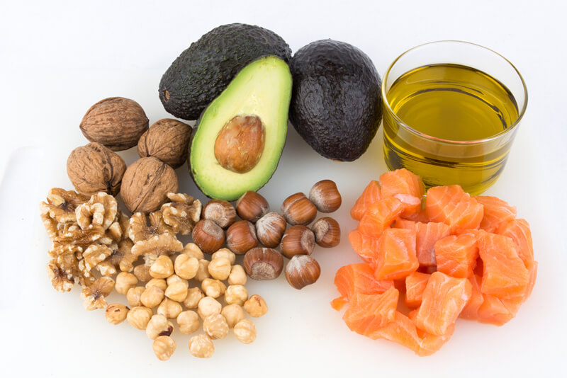 High-fat foods you should be eating more of (they're ...