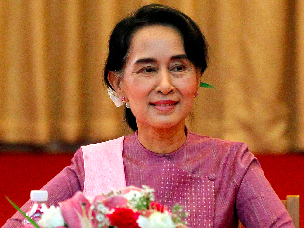 suu kyi says myanmar ready to welcome back rohingya refugees abovewhispers abovewhispers. Black Bedroom Furniture Sets. Home Design Ideas