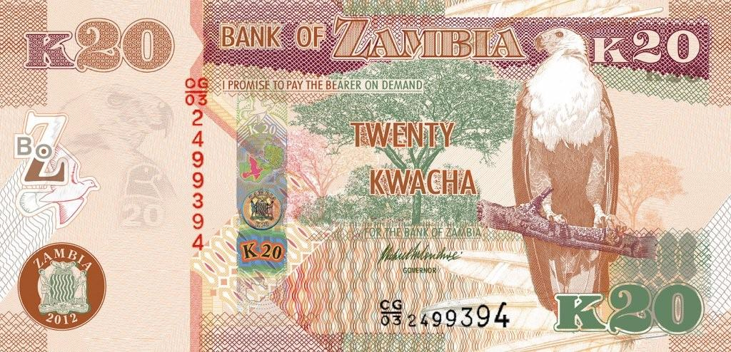 Zambia S Central Bank Cuts Lending Rate To 10 25 Percent Abovewhispers